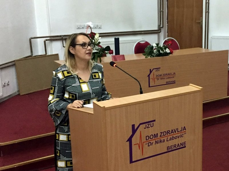 dr Zuhra Hadrovic